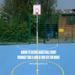 MUGA Sports Facility Grants in Carrickfergus 4