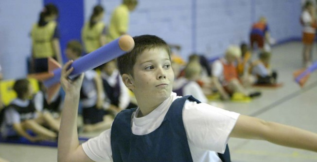 Indoor Athletics Funding in Carmarthenshire