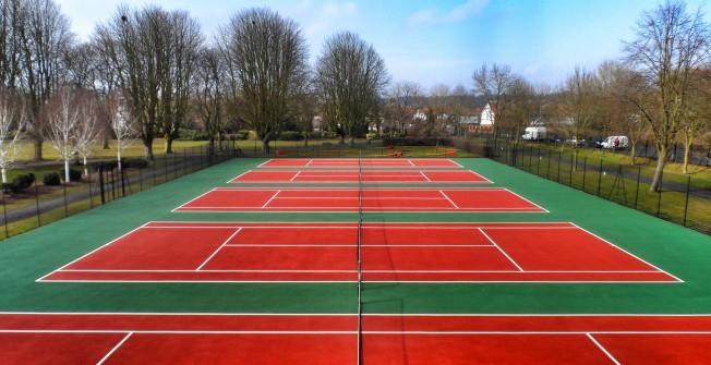 Public Sport Facilities in East Renfrewshire