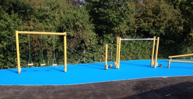 School Playground Funds in Alness