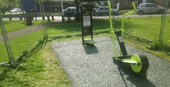 External Fitness Machines in East Riding of Yorkshire