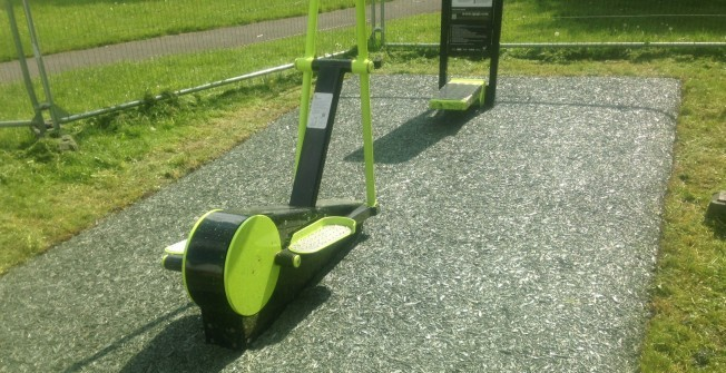 Outdoor Gym Equipment Funding in Aberbran
